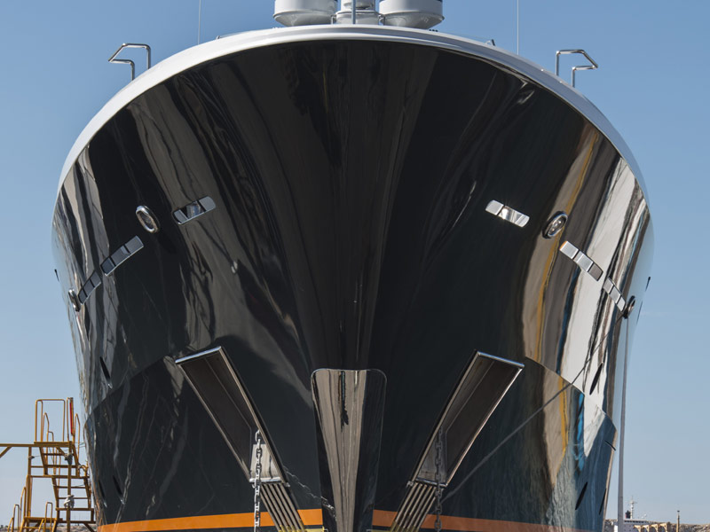Gene Machine Super Yacht